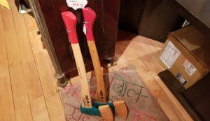 アウトレットの斧