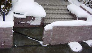 ロードヒーティング 階段