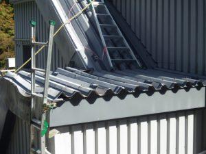群馬 ダム管理施設 発電所取水口建屋