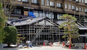 屋根融雪オンリーVを施工する屋根