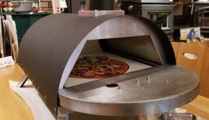 どこでも焼ける本格ピザ窯 KABUTO(カブト)