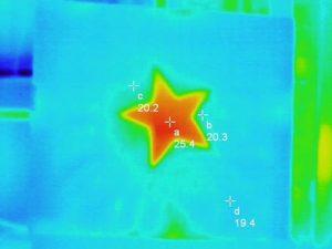 加熱実験(AIRIN)